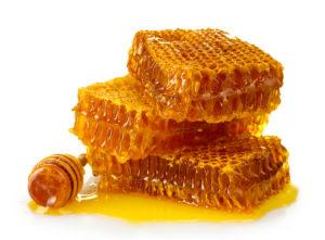 plástev medu